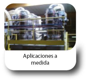 Aplicaciones a medida