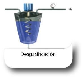 Desgasificación