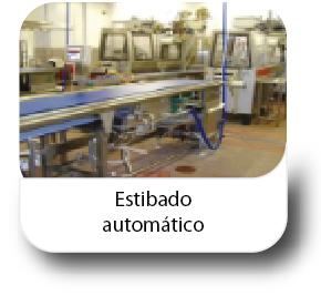 Estibado automático
