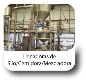 Llenadoras de Silo - Cernidora - Mezcladora