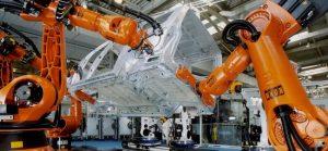 Robotica-industrial