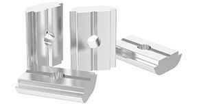 Cuatro accesorios para dispositivos KENOS