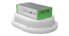 Dispositivo KENOS con paletas laterales verdes modelo KSG marca PIAB